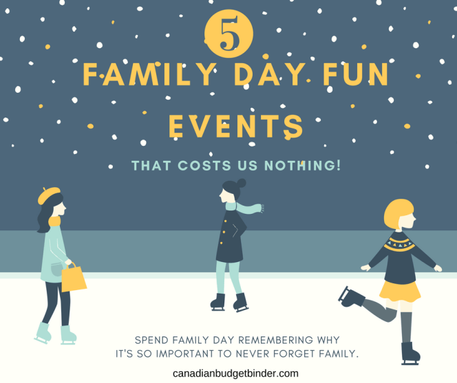 family day fun events that cost us nothing Canada