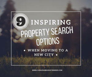 9 Inspiring Property Search Options When Moving To A New City