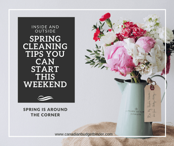 spring cleaning tips you can start this weekendspring cleaning tips you can start this weekend