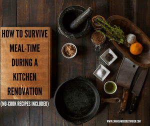 The Ultimate Kitchen Renovation Meal Survival Guide : The Grocery Game Challenge 2017 #5 May 29-June 4