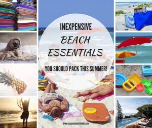 NEXPENSIVE BEACH ESSENTIALS BEACH BAG ESSENTIALS SUMMER