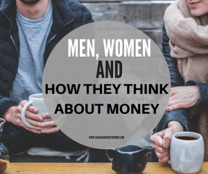 Men, Women, and How They Think About Money
