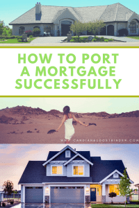 how to port a mortgage successfully