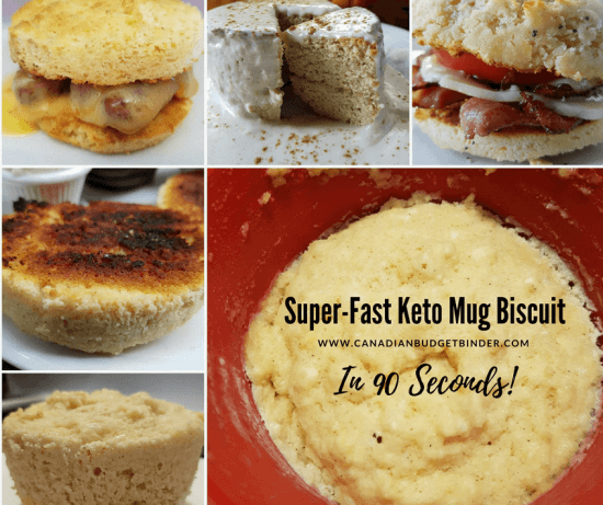 keto mug biscuit 90 seconds fb4