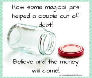 Magical Budget Jars Change This Couples Life Forever