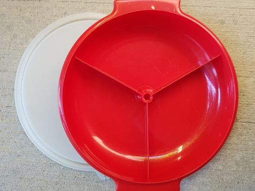 tupperware portion sizes plate