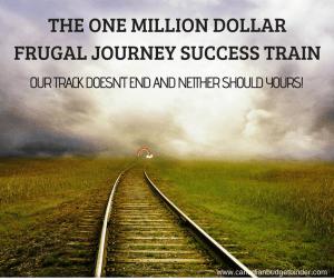 one million dollar frugal journey