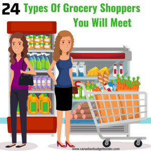 24 Types Of Grocery Shoppers You Will Meet : The Grocery Game Challenge 2018 #3