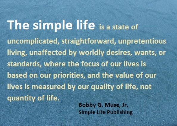 defining the simple life