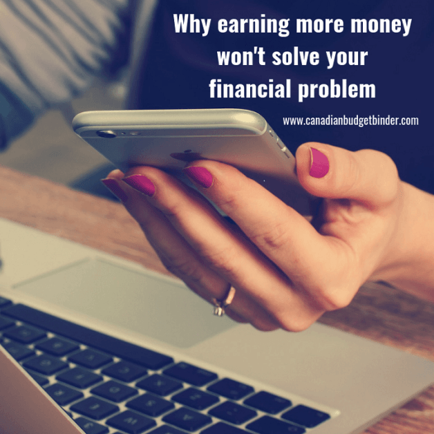 Why earning more money won't solve your financial problem-1