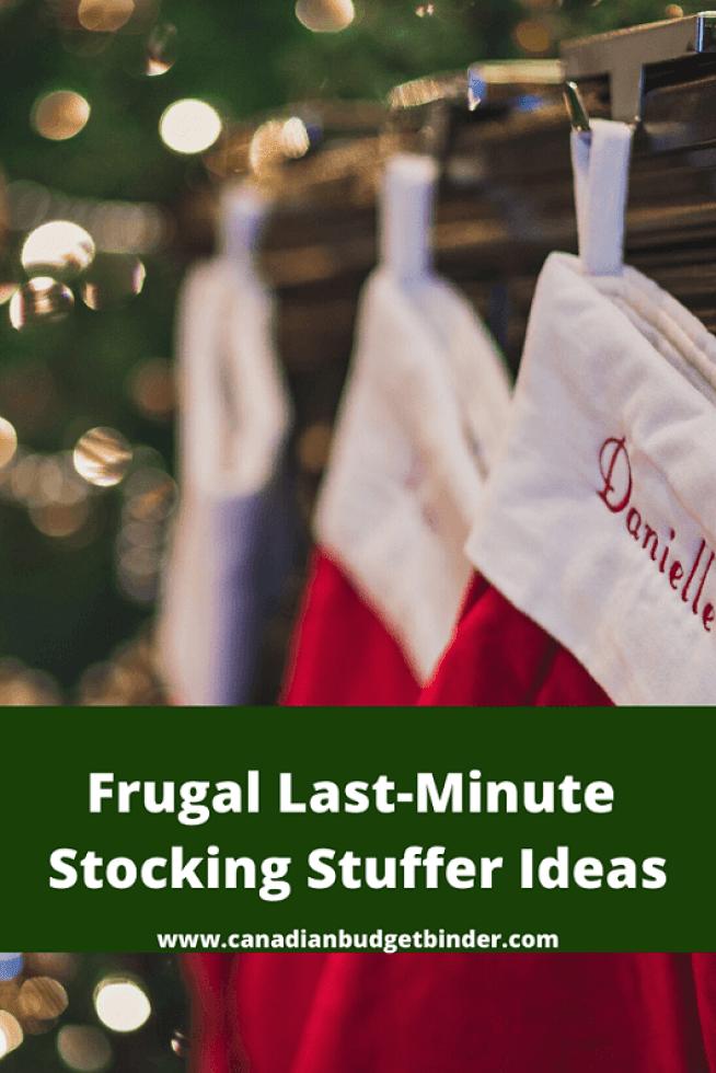 Canadian Stocking Stuffers