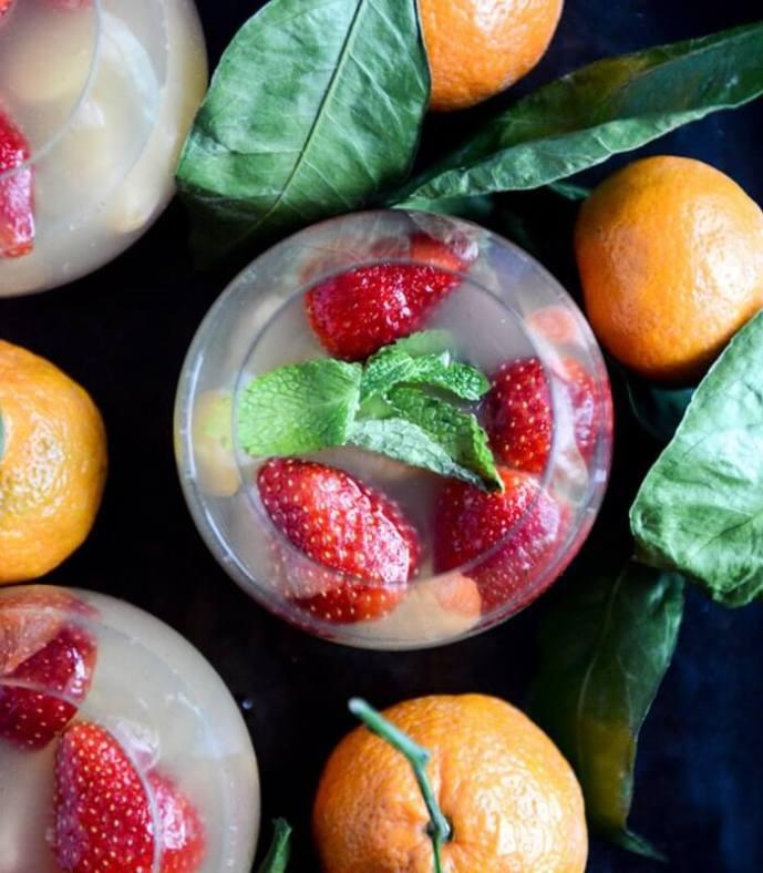 trawberry satsuma drink
