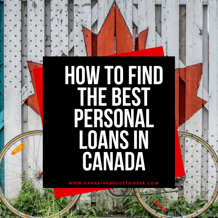 How To Find The Best Personal Loans In Canada