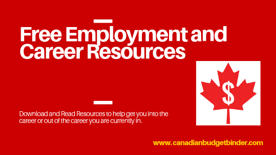 free employment and career resources in Canada