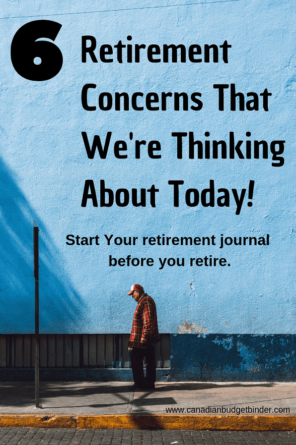 Retirement Concerns and Money Worries That Everyone Should Consider