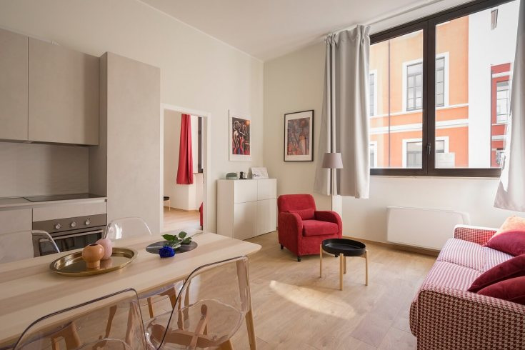 first apartment condo
