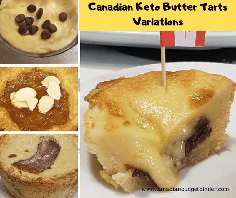 Ketogenic Butter Tarts