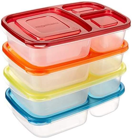 bento plastic containers