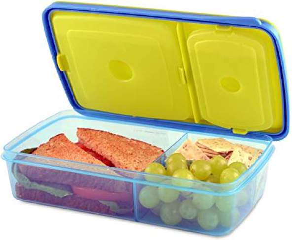 fit and fresh divider meal with ice packs