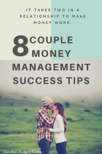 couple money management