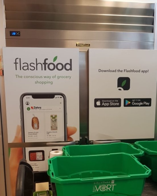 flash food app