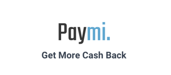 Paymi App Cashback Canada