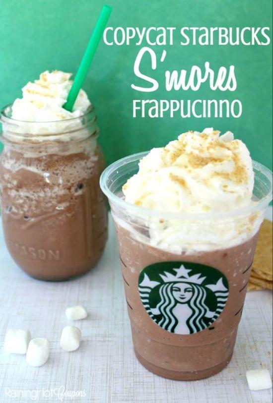 Starbucks S'mores Frapp