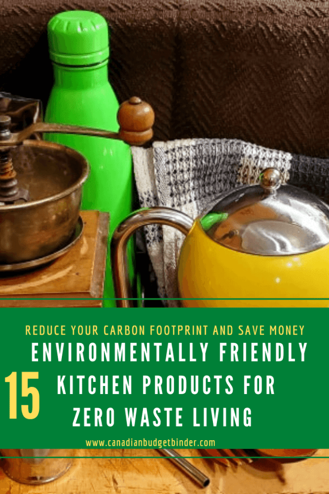 Eco kitchen products
