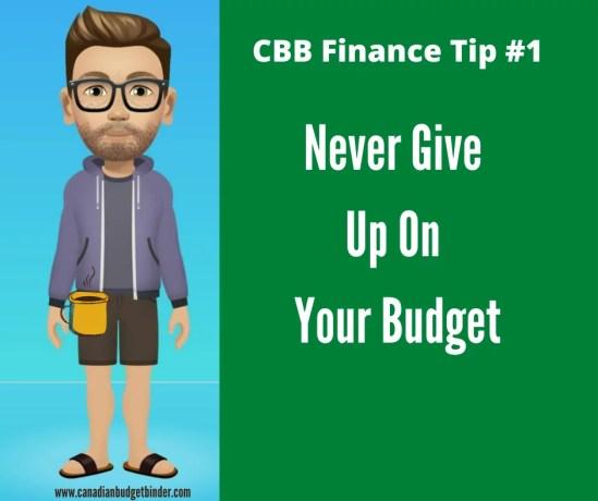 motivação de orçamento