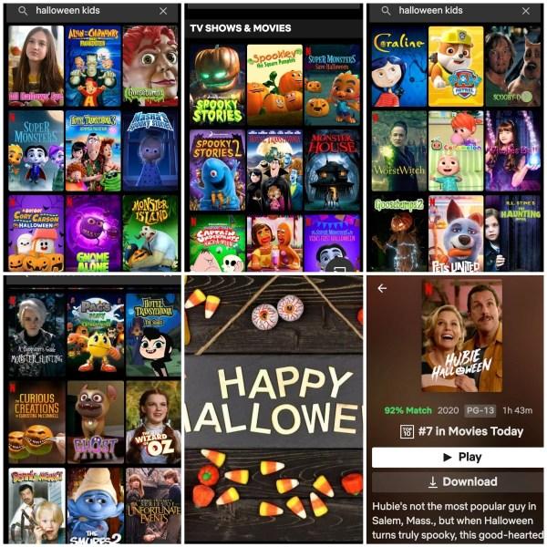 Halloween movies