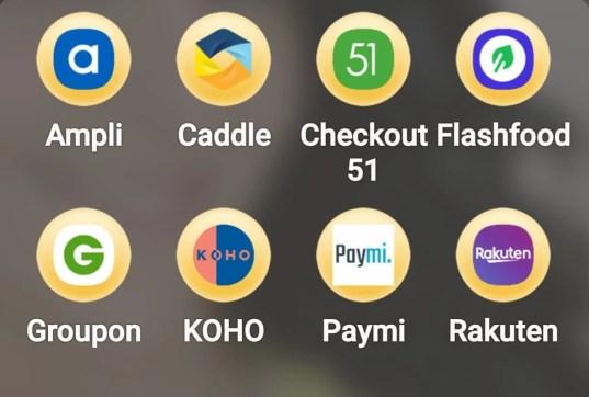 Rakuten Android App