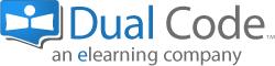 DualCode an elearning company logo