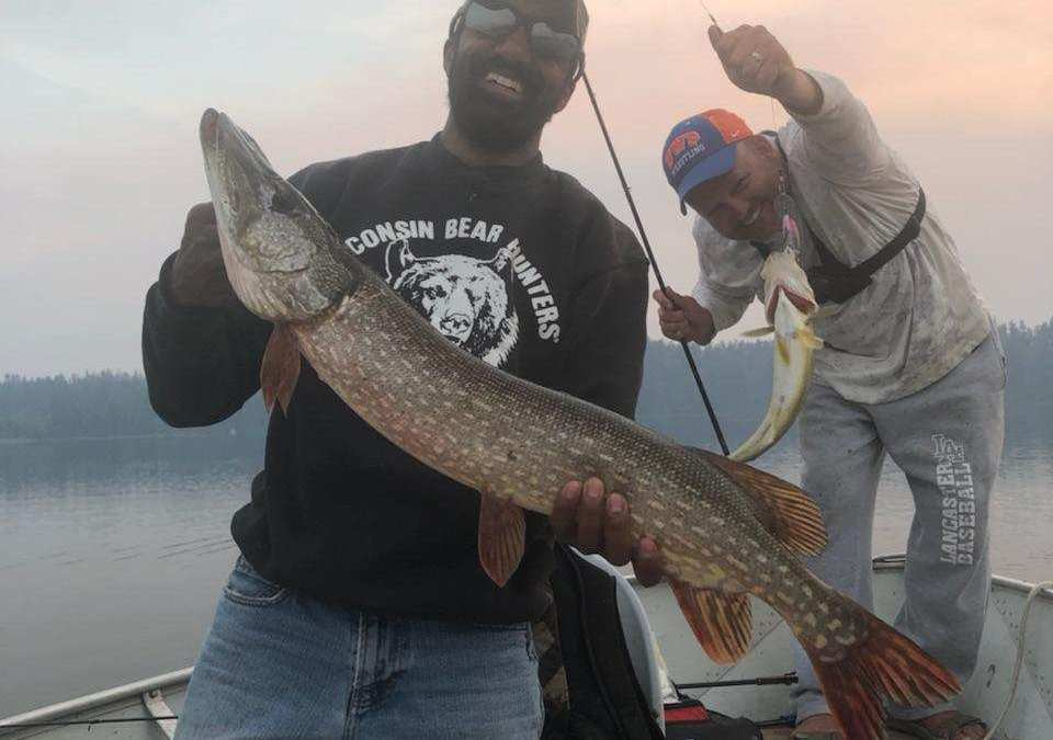 7 DAY FISHING TRIPS AS LOW AS $900 USD PER PERSON