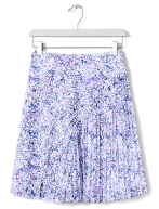 Pleated Skirt - $124 @ Banana Republic