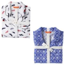 Print Fleece Sleep Set - $17 @ Joe Fresh