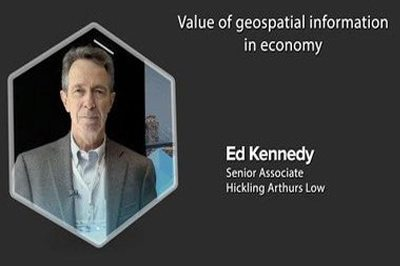 The Value of Geospatial Information in Economy