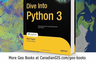 Dive into python canadian gis geomatics - Dive into python ...