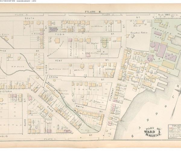 Halifax, Nova Scotia 1878