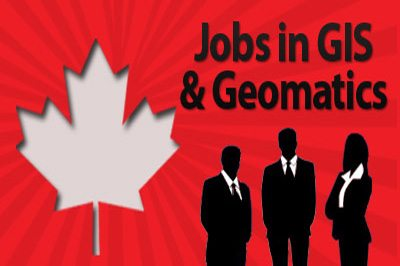 Jobs in GIS & Geomatics for Canadians