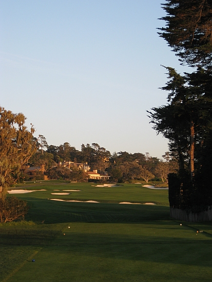 Understated and under rated: The stately fourth at Pebble Beach