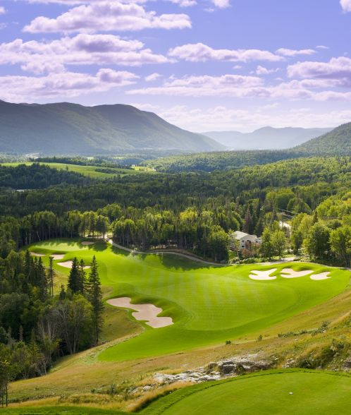Could this disappear?: Humber Valley's 10th hole