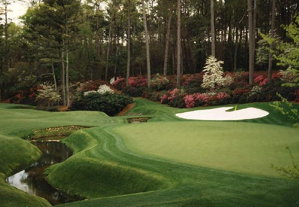 Masters 2009 -- The heaters are out, the flowers and now artificially blooming and everyone is picking Tiger to win.