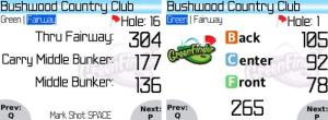 Do they allow cell phones on the course at Bushwood?