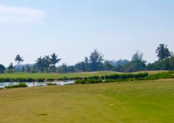 16th hole at Varadero Golf Club