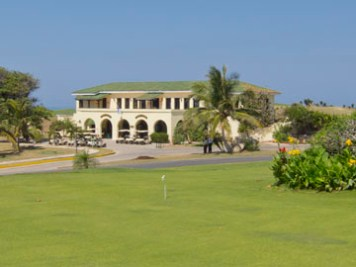 Varadero Golf Club clubhouse