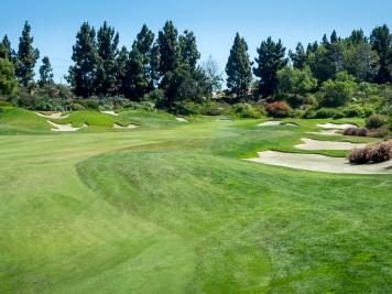 Par-5 5th hole Aviara Golf Club