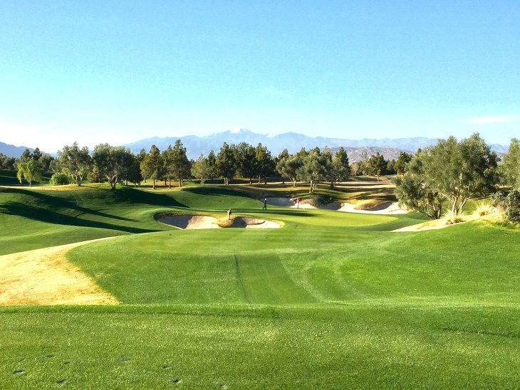 My personal favorite the Par 3 17th