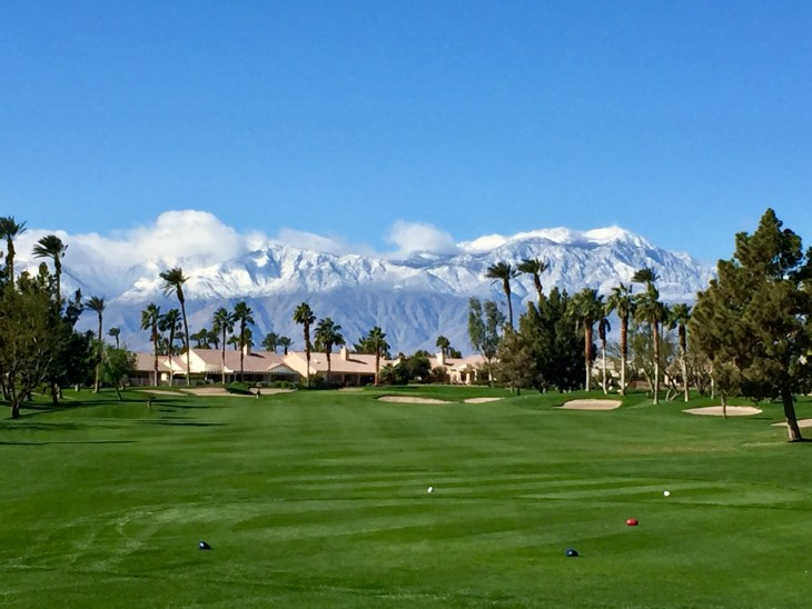 Santa Gorgonio Course at Mountain Vista