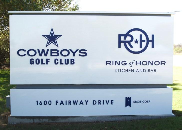 cowboys golf club dallas