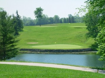 9th hole at Redtail Golf Club